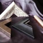 Lijsten in zowel hout als metaal
